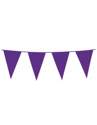 Violetta vimplar 10 m
