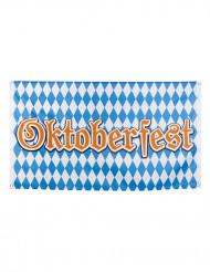 Oktoberfestflagga i tyg 90 x 150 cm