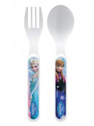 Elsa och Anna Frost™ - Gaffel och Sked för barn