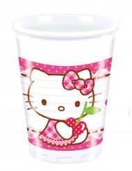 8 muggar från Hello Kitty™ 200 ml