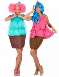 Mumsigt Cupcake par för vuxna