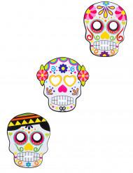 3 Dia de los muertos masker