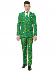 Suitmeister™ Mr. Grön Gran - Juldräkt för vuxna