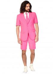 Sommarkostym Mr Pink vuxen Opposuits™