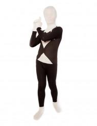 Svart och vit Morphsuits™ dräkt