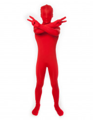Rö dräktMorphsuits™Rouge barn