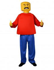Morphsuits™ Lego™ - utklädnad vuxen