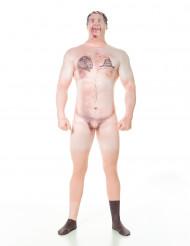 Morphsuits™ Nakna censurerade Billy - utklädnad vuxen