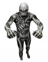 Skelettdräkt för vuxna från Morphsuits™