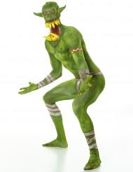 Grön Orc - utklädnad Morphsuits™ vuxen