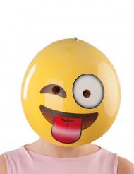 Rolig smiley mask