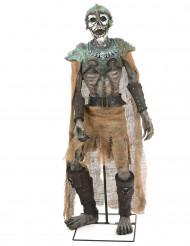 Liekrigarens skelett Dekoration