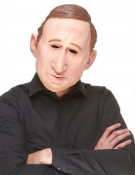 Humoristisk latexmask Vladimir för vuxna