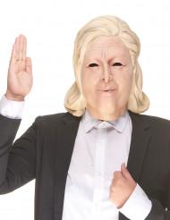 Humoristisk latexmask Marine Le Pen