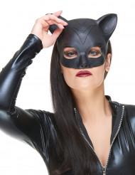 Halvmask kattkvinna