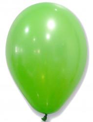 50 grön ballonger i latex