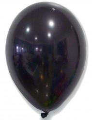 50 svarta ballonger