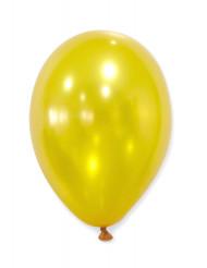 50 metallic guldballonger