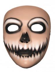 Jokermask Halloween vuxen