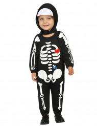 Skelettdräkt  Bebis  Halloween