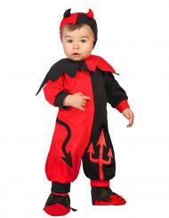 Djävulsdräkt för Bebisar till Halloween