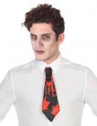 Blodig slips Halloween