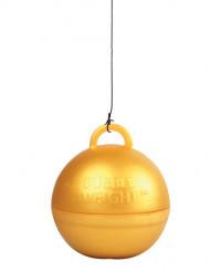 Gyllene vikt för heliumballonger