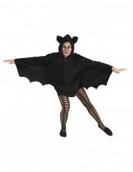 Fladdermus mantel Halloween vuxen