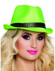 Borsalino hatt grön