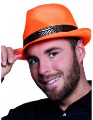 Borsalino hatt orange