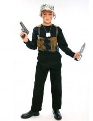 Militär kit barn