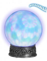 Spågummans kristallkula
