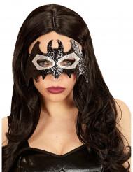 Halloween Ögonmask till Vuxen i form av fladdermus