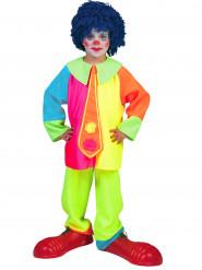 Neonclown - Maskeradkläder för barn