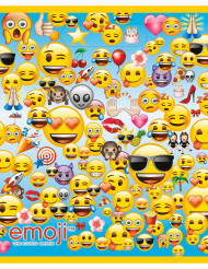 8 presentpåsar med Emojis™ 18 x 23 cm