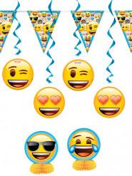 Kalaskit från Emoji™ - Festdekorationer