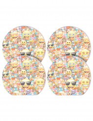 4 skrivblock från Emoji™