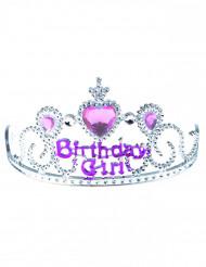 Birthday Girl silverdiadem