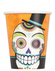 8 Day of the Dead muggar till Halloweenfesten