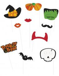 Photoboothkit till Halloweenfesten