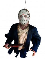 Hängande dekoration av Jason från Fredagen 13™ till Halloween