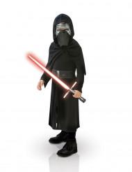 Kylo Ren™ med lasersvärd - Maskeraddräkt för barn från Star Wars VII™