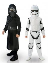 Star Wars VII™Kylo Ren & Stormtrooper Barndräkter