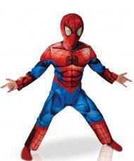 Maskeraddräkt deluxe Ultimate Spider-Man™ barn