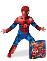 Spiderman™ dräkt i låda