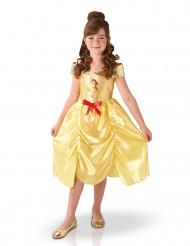 Maskeraddräkt klassisk prinsessa Fairytale Belle™ barn