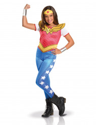Wonder Woman™ Super Hero Girls™ Barn Maskeraddräkt