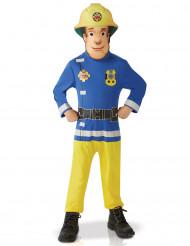 Klassisk kostym Brandman Sam™ barn
