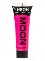 Neonrosa UV-paljettgel för ansikte & kropp från Moonglow®