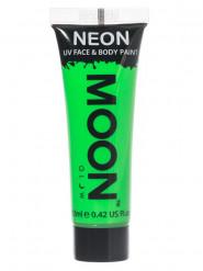 Kropps- och Ansiktsgel i grön UV-färg Moonglow® 12 ml